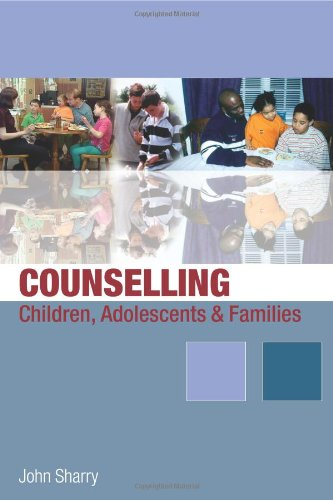 Counselling Children, Adolescents and Families A Strengths-Based Approach  2004 edition cover