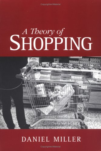 Theory of Shopping  N/A edition cover