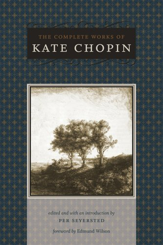 Complete Works of Kate Chopin   2006 edition cover