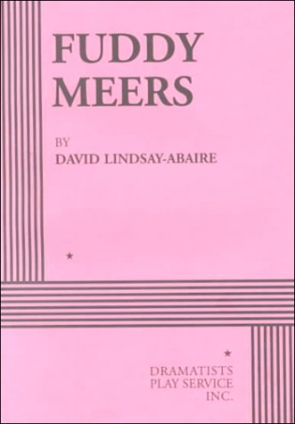 Fuddy Meers   2000 edition cover