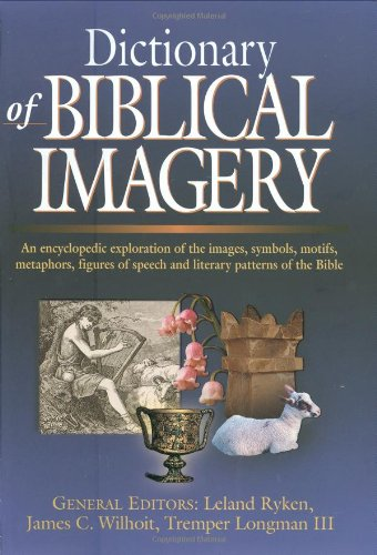 Dictionary of Biblical Imagery   1998 edition cover