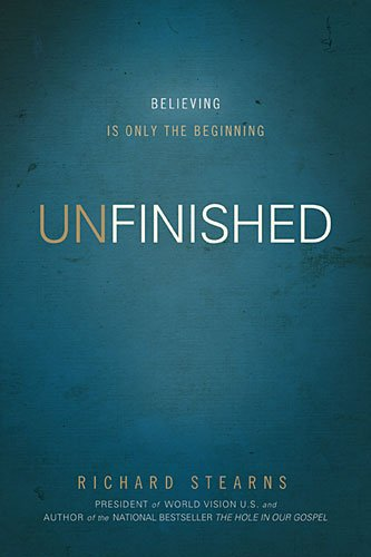Unfinished Believing Is Only the Beginning  2013 edition cover