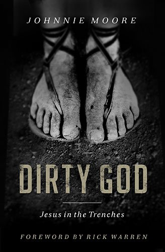 Dirty God Jesus in the Trenches  2013 edition cover