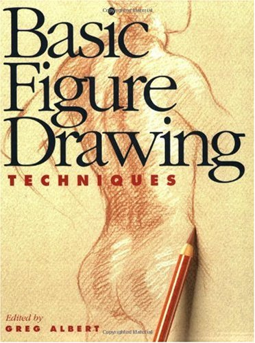 Basic Figure Drawing Techniques   1994 edition cover