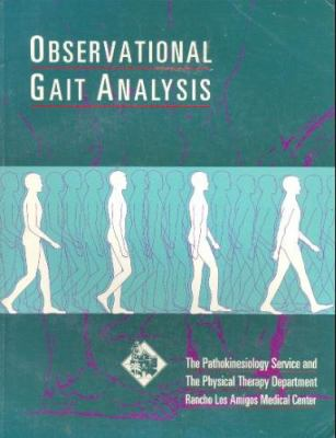 Observational Gait Analysis  2001 9780967633510 Front Cover