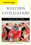 Western Civilization - Since 1500:   2014 edition cover