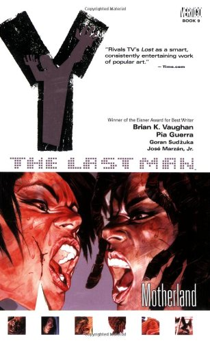 Y the Last Man - Motherland   2012 (Revised) edition cover