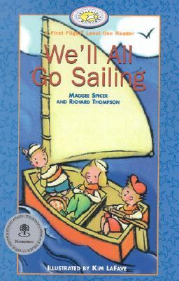 We'll All Go Sailing   2002 9781550416510 Front Cover