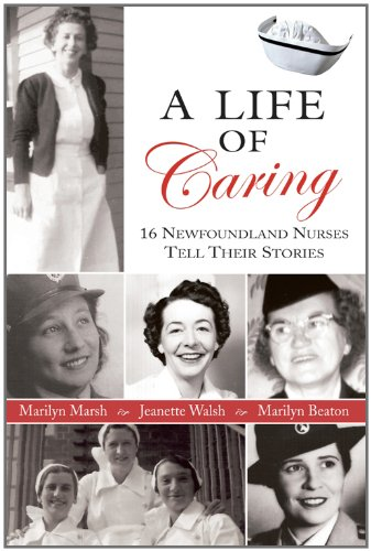 Life of Caring   2008 9781550812510 Front Cover