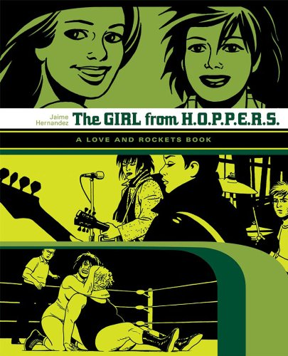 Girl from H. O. P. P. E. R. S.  2nd 2007 9781560978510 Front Cover
