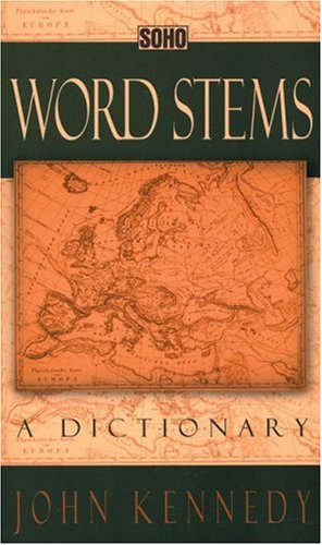Word Stems A Dictionary  2002 (Abridged) edition cover