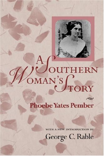 Southern Woman's Story   2002 9781570034510 Front Cover