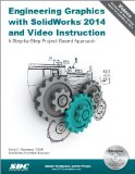 Engineering Graphics with SolidWorks 2014  N/A edition cover