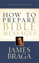 How to Prepare Bible Messages  35th 1969 edition cover