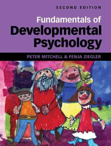 Fundamentals of Developmental Psychology  2nd 2013 (Revised) edition cover