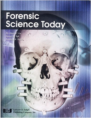 Forensic Science Today   2006 edition cover