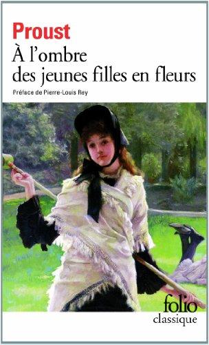 A l'Ombre des Jeunes Filles en Fleurs  1988 edition cover
