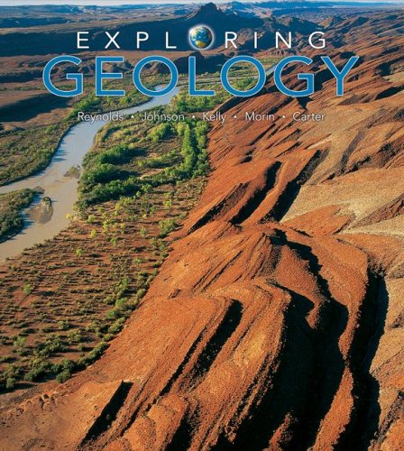 Exploring Geology   2008 edition cover