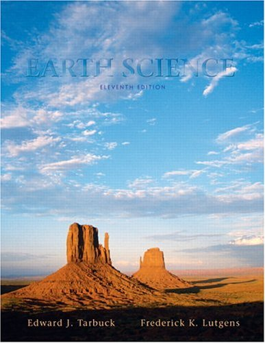 Earth Science  11th 2006 (Revised) edition cover