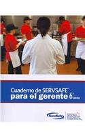ServSafe Managerbook Spanish  6th 2013 (Revised) 9780133055511 Front Cover