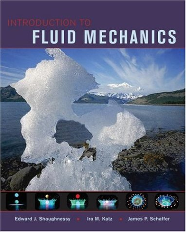Introduction to Fluid Mechanics   2004 edition cover