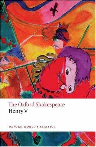 Henry V   2008 edition cover