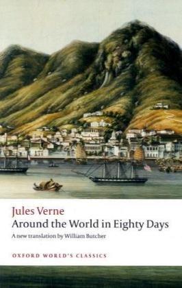 Tour du Monde en Quatre-Vingts Jours   2008 edition cover