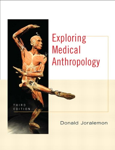 Exploring Medical Anthropology  3rd 2010 (Revised) edition cover