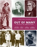 Out of Many:   2015 edition cover
