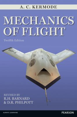 Mechanics of Flight  12th 2013 9780273773511 Front Cover