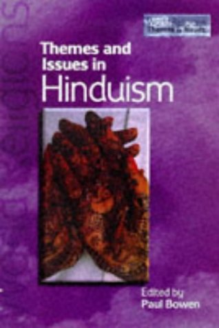 Themes and Issues in Hinduism   1998 edition cover