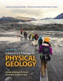 Laboratory Manual in Physical Geology  10th 2015 edition cover