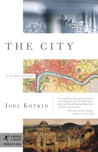 City A Global History  2006 edition cover