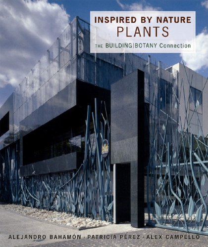 Inspired by Nature Plants - The Building/Botany Connection  2008 edition cover