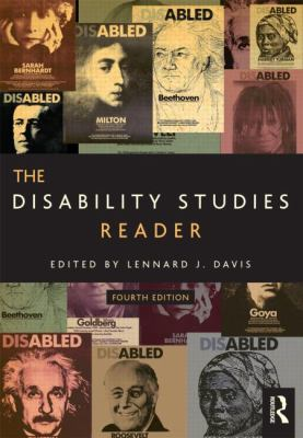 Disability Studies Reader  4th 2013 (Revised) edition cover
