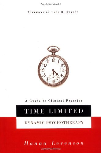 Time-Limited Dynamic Psychotherapy A Guide to Clinical Practice N/A edition cover