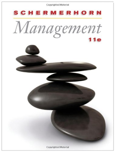 Management  11th 2011 edition cover