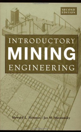 Introductory Mining Engineering  2nd 2002 (Revised) edition cover