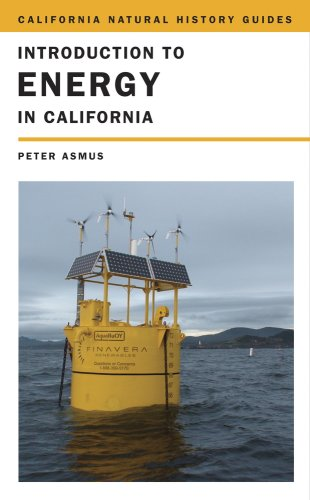 Introduction to Energy in California   2009 edition cover