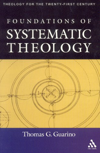 Foundations of Systematic Theology   2005 edition cover