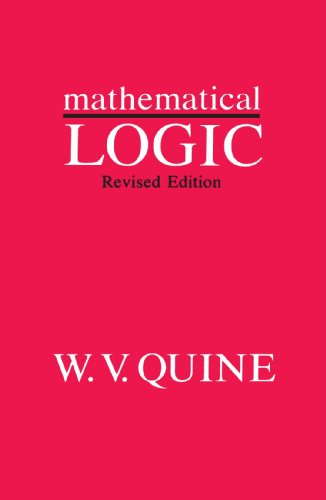 Mathematical Logic  3rd 1981 (Revised) edition cover