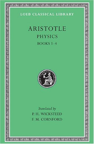 Aristotle   1929 (Revised) edition cover