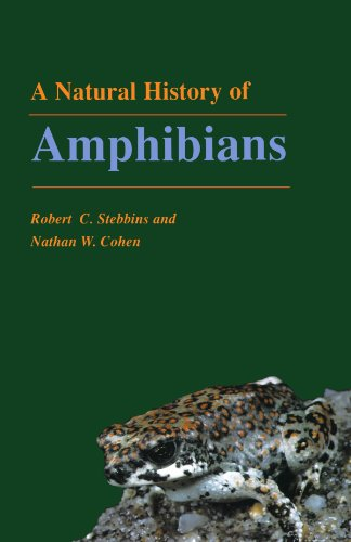 Natural History of Amphibians   1997 edition cover