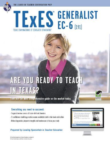 Texes Generalist EC-6 (191)  2nd (Revised) edition cover