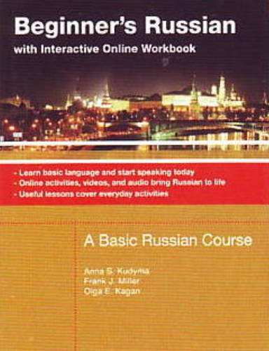 Beginners Russian   2010 edition cover
