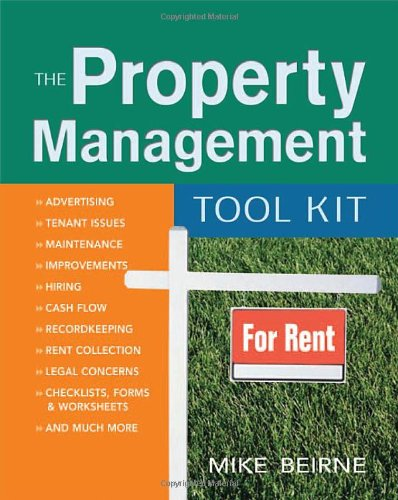 Property Management Tool Kit   2006 9780814473511 Front Cover