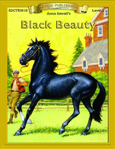 Black Beauty   1997 9780931334511 Front Cover