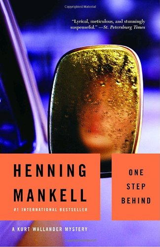 One Step Behind   2003 edition cover