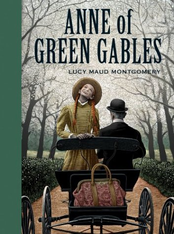 Anne of Green Gables Unabridged   2004 9781402714511 Front Cover