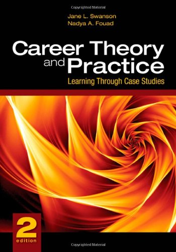 Career Theory and Practice Learning Through Case Studies 2nd 2010 edition cover